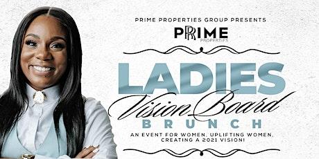 Ladies Vision Board Brunch tickets