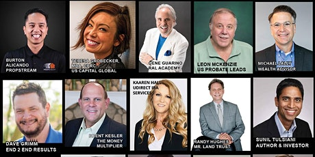 Realty411's VIRTUAL Weekend Investor Expo - JOIN US AND START 2021 RIGHT! tickets