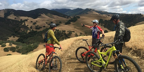 Hit the Trails - Mountain Biking tickets
