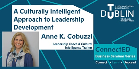 A Culturally Intelligent Approach to Leadership Development tickets