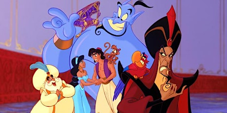 Aladdin Sing-Along tickets