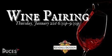 Wine Pairing! featuring Kendall Jackson Wines tickets