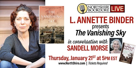 Northshire Live: L. Anette Binder tickets
