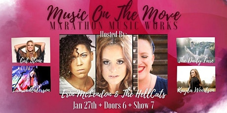 Music On The Move tickets