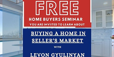HOME BUYERS SEMINAR tickets