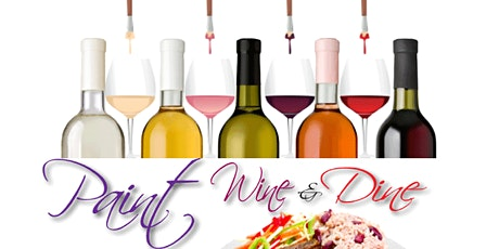 Valentines Weekend  Romantic Paint Night for Two tickets