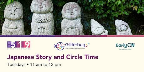 Japanese Story and Circle Time biglietti