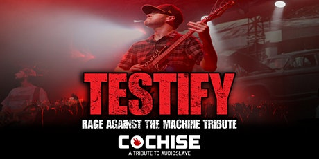 Testify (Rage Against The Machine Tribute) tickets