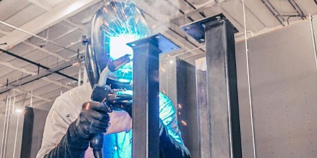 Introduction to MIG Welding at Maketory tickets