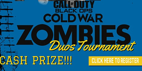 UoNA Cold War Zombie Tournament tickets