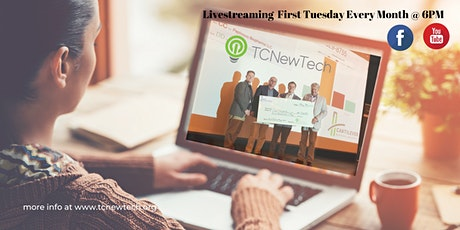 TCNewTech Pitch Event February 2, 2021 tickets
