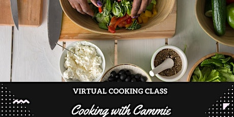 Cooking with Cammie- Back To the Basics Edition tickets