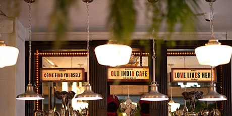 Desi Old India Cafe 50% Off Launch Event tickets