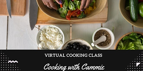 Cooking with Cammie- Summer Sizzler Edition tickets