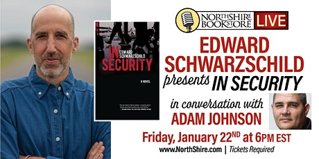 Northshire Live: Edward Schwarzchild in conversation with Adam Johnson tickets