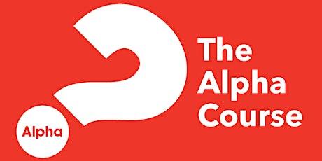 Alpha Course Online - Grace Lutheran Church tickets