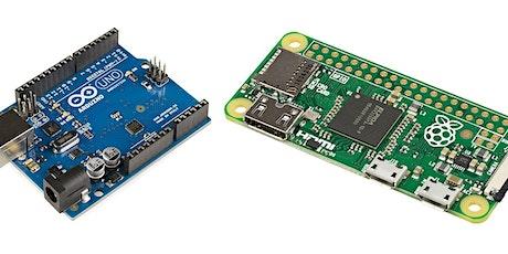(February 20, 2021) e-Town Hall Meeting: Raspberry Pi and Arduino demo tickets