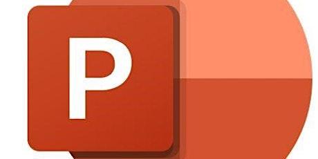 Microsoft® PowerPoint® Beginning Webinar tickets