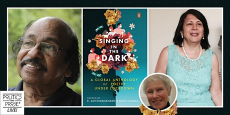 P&P Live! Poetry Reading: SINGING IN THE DARK tickets
