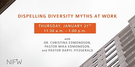 Dispelling Diversity Myths at Work tickets