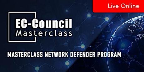 MasterClass Network Defender Program entradas