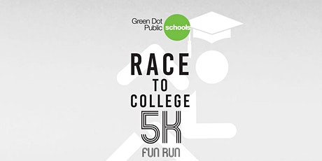 Virtual Race to College 5K Fun(d) Run & Fall Wellness Fair! tickets