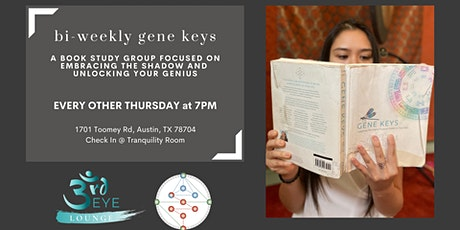 Bi-Weekly Gene Keys Book Study Group tickets