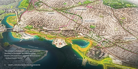 Virtual Harbor Use Public Forum: Climate Ready Dorchester tickets