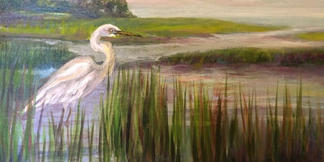 Creative Arts Workshop: – Painting Birds of the Lowcountry w/ Kat Hester tickets