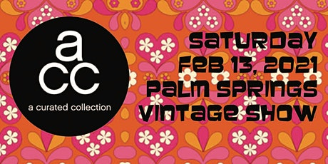 A Curated Collection  Vintage Event tickets