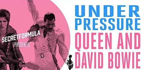 Under Pressure: Queen & David Bowie Sing-Along tickets