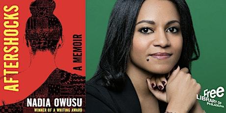 Nadia Owusu | Aftershocks: A Memoir tickets