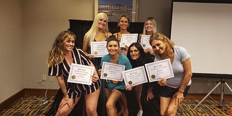 Denver Spray Tan Certification Training Class - Hands-On - March 14th! tickets