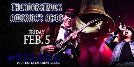 AC/DC Tribute - Thunderstruck tickets