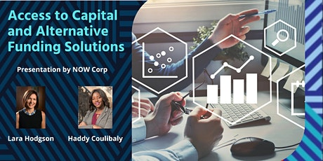Access to Capital and Alternative Funding Solutions tickets