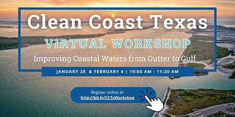 Introduction to Clean Coast Texas tickets