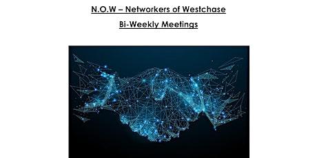 N.O.W. (Networkers of Westchase) Bi-Weekly Meetings tickets
