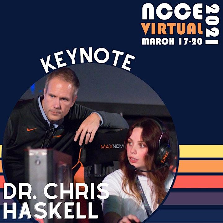 NCCE 2021 image