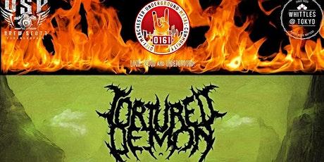 0161 Presents: Tortured Demon Album Launch tickets