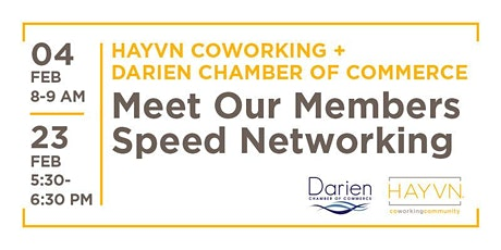 """""""Meet our Members"""" Virtual Speed Networking tickets"""