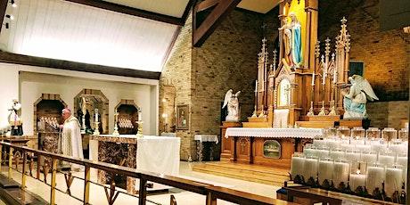 Champion Shrine Sunday Rosary for Families tickets