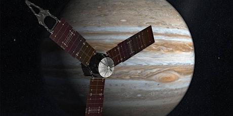 LIVE & VIRTUAL- NASA'S JUNO MISSION TO JUPITER tickets