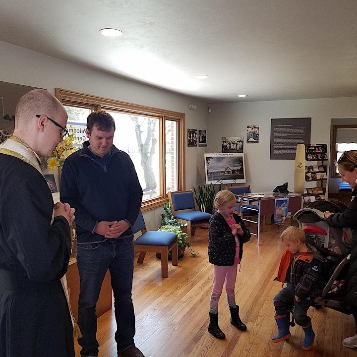 Champion Shrine Sunday Rosary for Families image