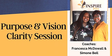 Purpose & Clarity Session tickets