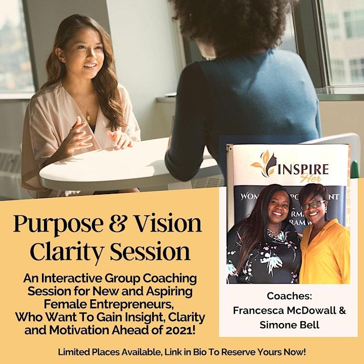 Purpose & Clarity Session image