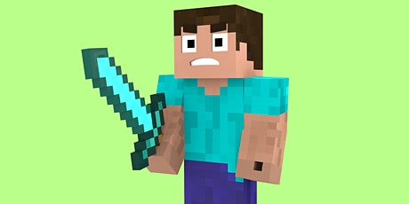 Minecraft Club with Aiden (Ages 7-12) tickets