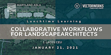 Collaborative Workflows for Landscape Architects tickets