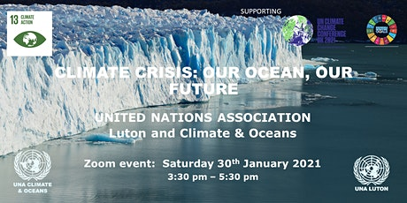 Climate Crisis: Our Ocean, Our Future tickets