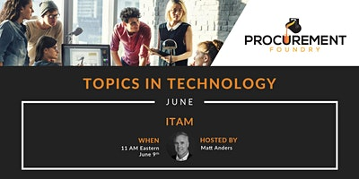 Topics In Technology Panel Discussion- ITAM