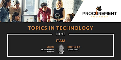 Topics In Technology Panel Discussion- ITAM tickets